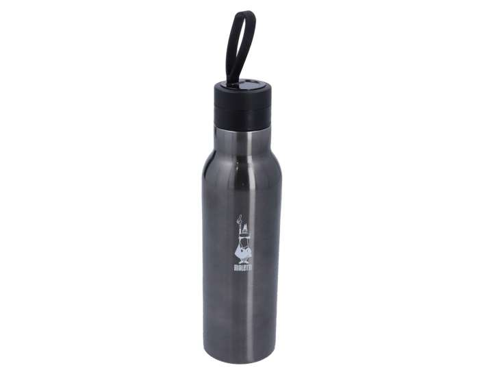 THERMIC BOTTLE DARK GREY ML500 BIALETTI