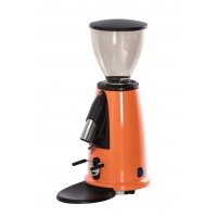 PROGRAMMABLE COFFEE GRINDER M2D ORANGE MACAP