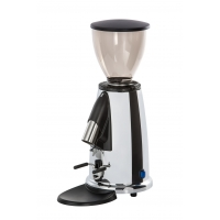 PROGRAMMABLE COFFEE GRINDER M2D CHROMED MACAP