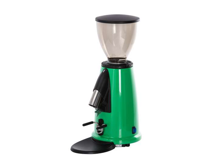 PROGRAMMABLE COFFEE GRINDER M2D GREEN MACAP