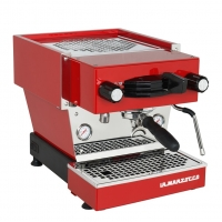 ESPRESSO MACHINE LINEA MINI RED