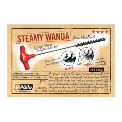 Pallo Steamy Wanda – 7,25mm